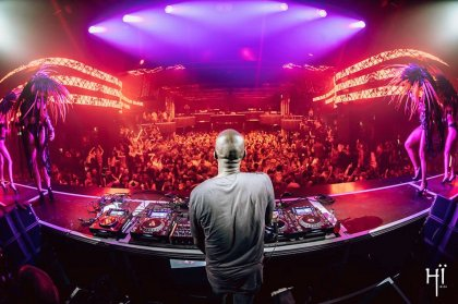 Video: Black Coffee on Hï Ibiza residency