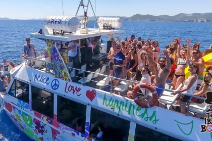 The IBZ Boat Party bags Judge Jules as special guest