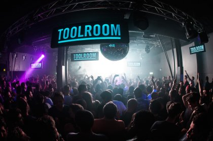 Toolroom on Ibiza with Faithless at Eden