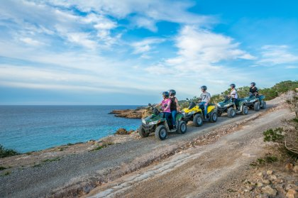 The 4 best ways to tour Ibiza