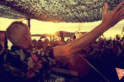 Set sail with Cream and Fatboy Slim