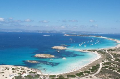 Uncover Formentera's charm with Aquabus