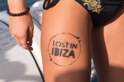 Richy Ahmed guides all those Lost In Ibiza
