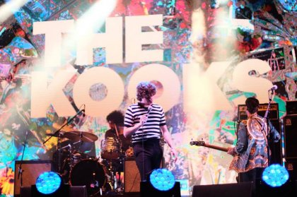Interviewing The Kooks ahead of Ibiza Rocks closing