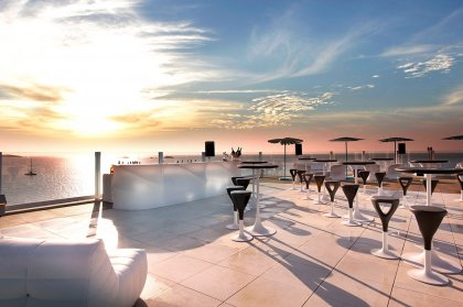 Best rooftop bars on Ibiza