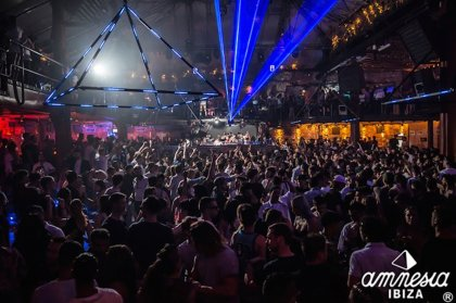 Amnesia closing party announces main room line-up