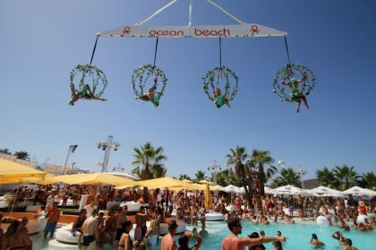 All the parties at Ocean Beach Ibiza