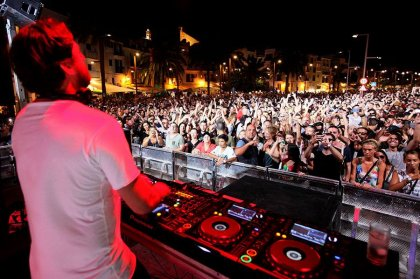 Solomun set for free party at Ibiza Town Port
