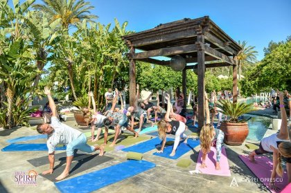 Wellness and magic at the Ibiza Spirit Festival