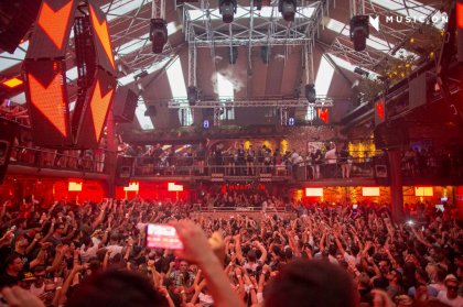 Music On drops line-up for second closing party