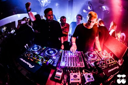Maceo Plex and Ben Klock bring down the hammer to close Mosaic