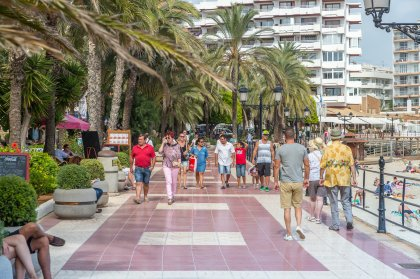 Video: Santa Eulalia and surrounding area
