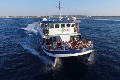 Cool 2018 discounts with Aquabus Ibiza boat trips