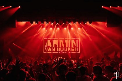 Armin van Buuren returns to Hï Ibiza
