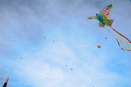 Kite flying day comes back to Ibiza for 2018