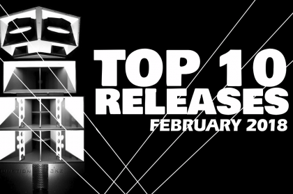 Hot new tracks for February 2018