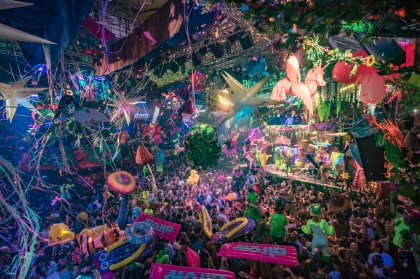 elrow return to Amnesia for 2018 season