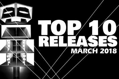 Hot new tracks for March 2018
