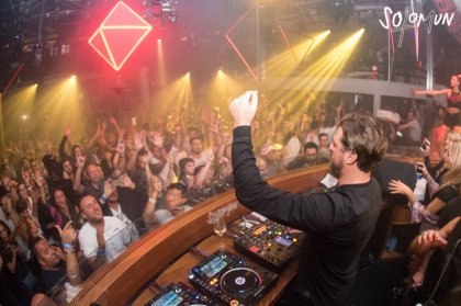 Solomun +1 confirmed at Pacha Ibiza