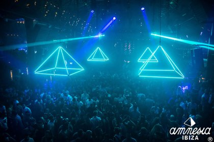 Amnesia presents new party Pyramid