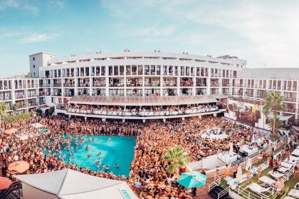 Garage Nation takes over Ibiza Rocks Hotel
