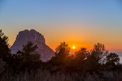 Top Ibiza sunset spots: Es Vedra
