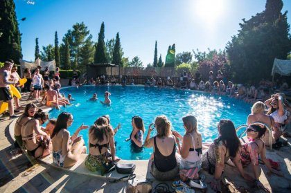 Ibiza Pool Party lands at Benimussa Park