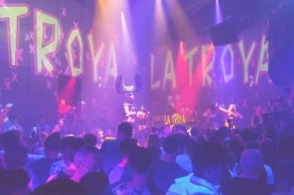 La Troya back at HEART for 2018