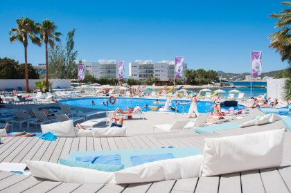 Sol House Ibiza, the cool clubbers' choice