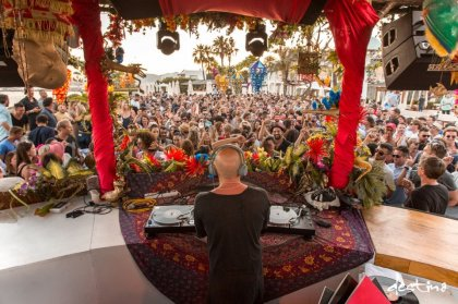 Destino Ibiza announces grand opening with Cocoon Daytime