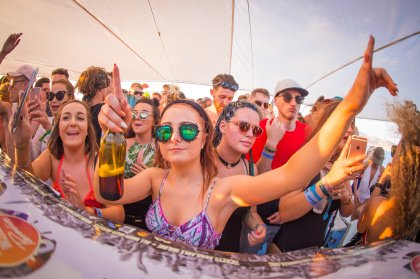 Ride the waves with Lost In Ibiza