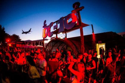 Circoloco calls in the big names for DC10 opening