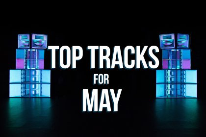 Hot new tracks for May 2018