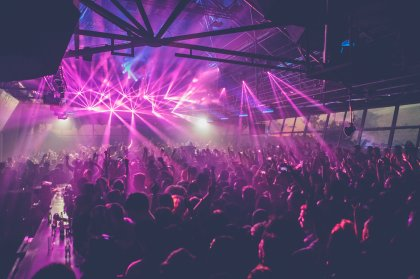 Trance party SHINE lands at Vista Club