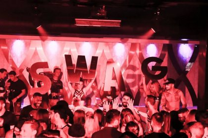 SWAG announces opening and weekly parties