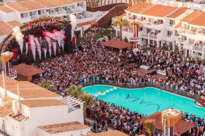 Gallery: Ushuaïa opens its doors with ANTS