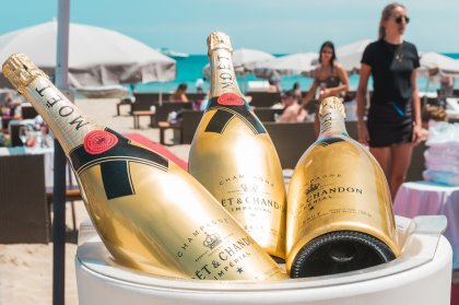 Rich tastes at Nassau Beach Club Ibiza
