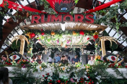 Top shots from RUMORS opening at Destino