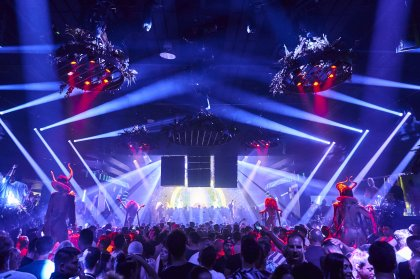 Ushuaïa and Hï opening parties double-header