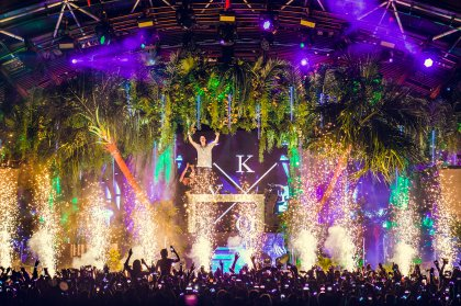 Kygo announces full line-ups at Ushuaïa