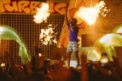 Tinie Tempah brings the big guns to Disturbing Ibiza
