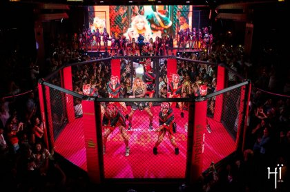 Cathy Guetta's GangStar opening party packs a punch
