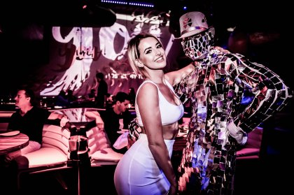 Party at STK Ibiza all summer long