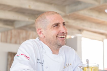 An interview with Diego Dechecco, head chef, Sa Punta