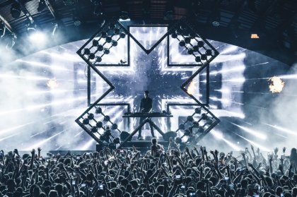 Martin Garrix announces full line-up