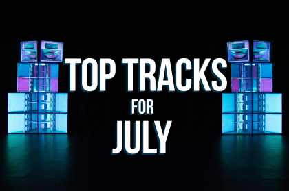 Hot new tracks for July 2018