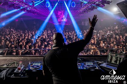 Carl Cox has his first One Night Stand at Amnesia