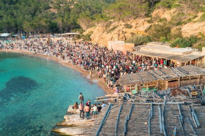 6 parties with authentic Ibiza vibes