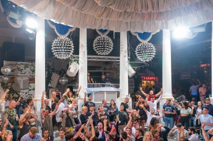 Clockwork Orange on Ibiza for 25th Anniversary