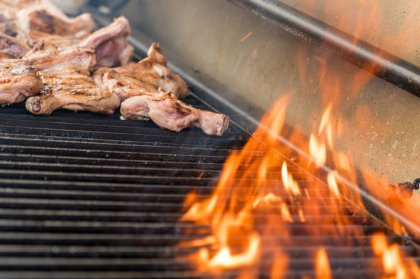 A barbeque lover's dream at Meat&Meet